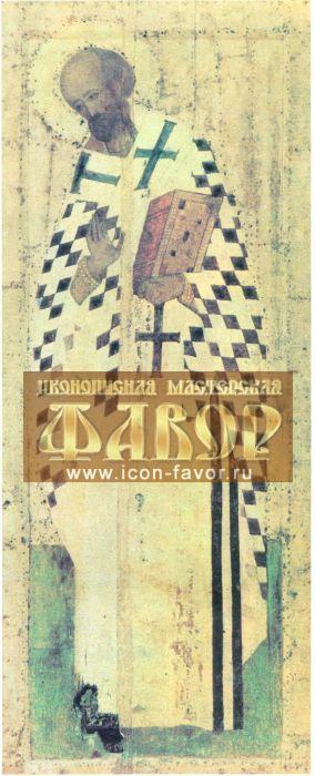 Святитель Николай Чудотворец житие иконы чудеса