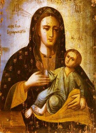 Козельщанской иконе Божьей Матери (Какой иконе молиться, чтобы выйти замуж)
