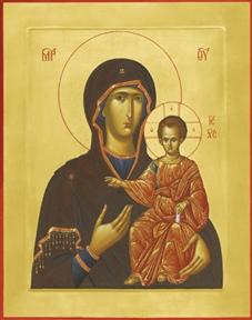 Моздокской чудотворной иконе Божией Матери ( Какой иконе молиться, чтобы выйти замуж)
