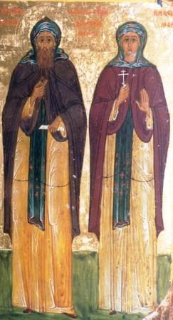 Святым Петру и Февронии( Какой иконе молиться, чтобы выйти замуж)