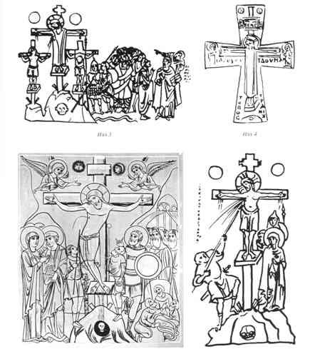Символика иконостаса