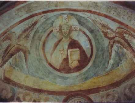 Фреска. Методика восстановления разрушенных древнерусских фресок