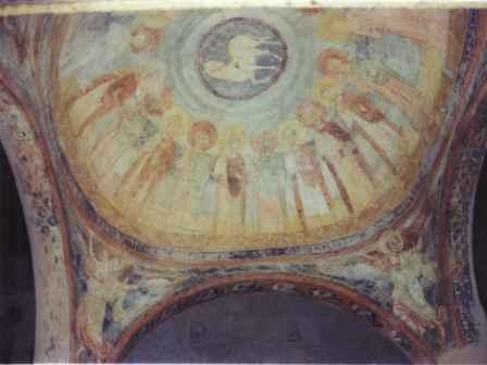 Фреска. Монументальная живопись Пскова