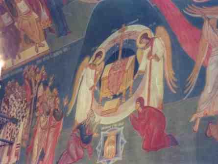 Фреска. Техника и технология росписи ярославских храмов