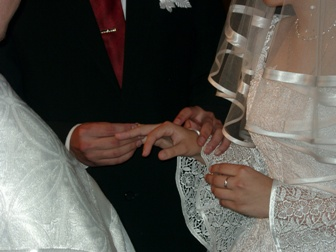 Венчальные иконы: Таинство венчания
